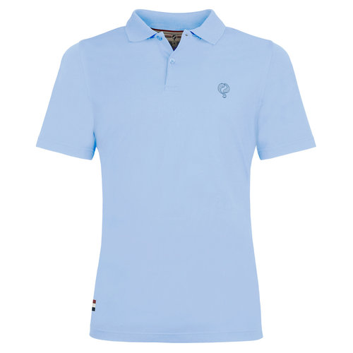 Men's Polo Approach - Light Blue