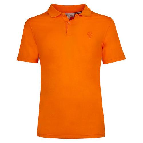 Men's Polo Approach - NL Orange