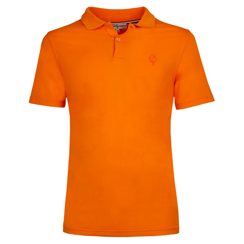 Q1905 Men's Polo Approach - NL Orange