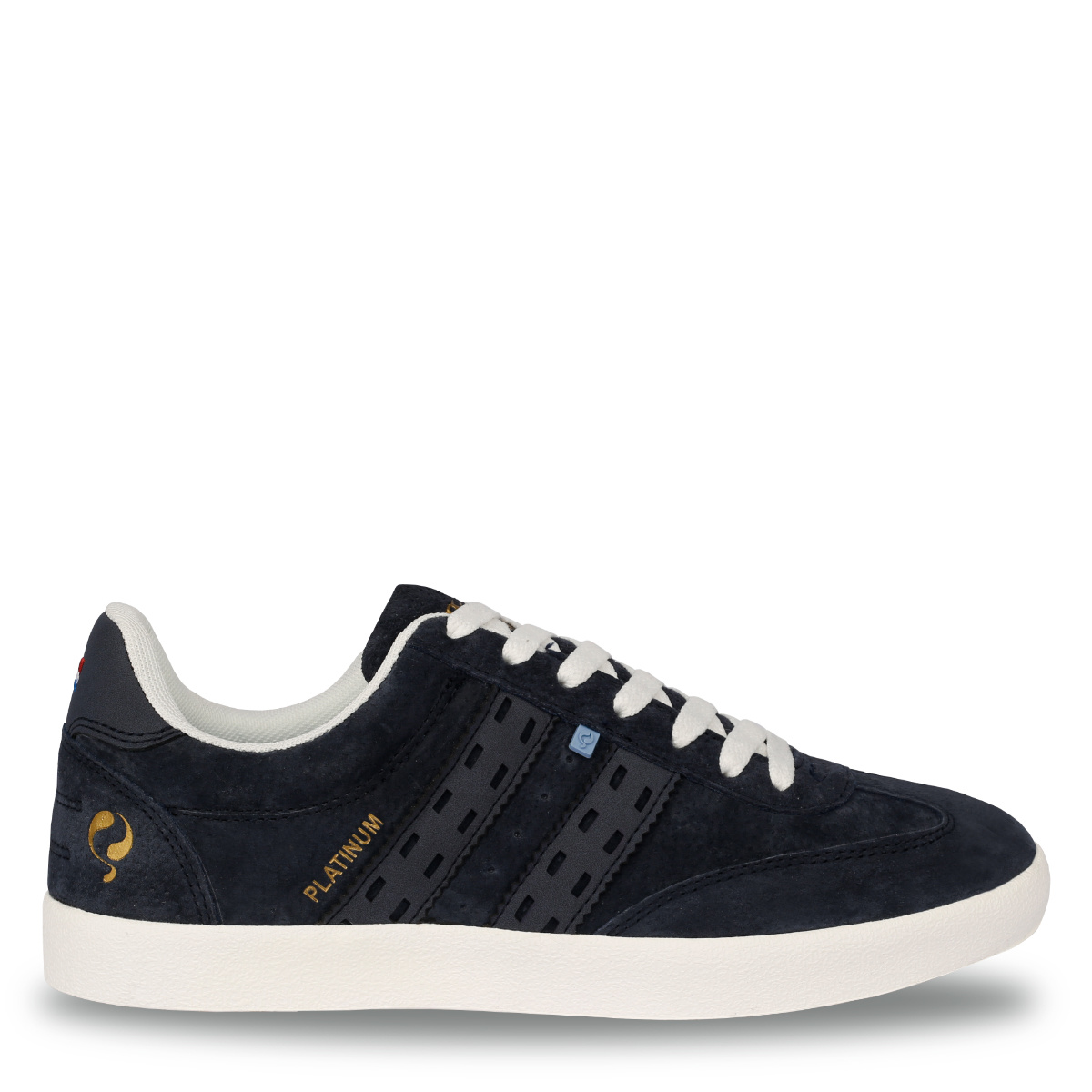 Heren Sneaker Platinum - Donkerblauw/Denim blauw