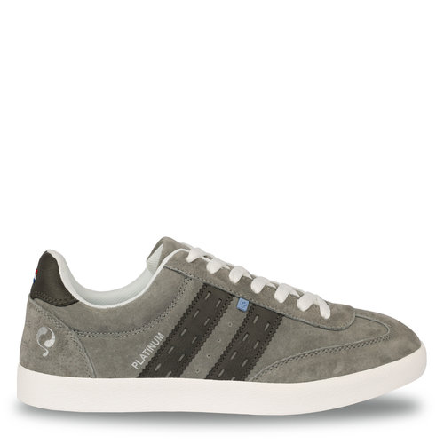 Men's Sneaker Platinum  -  Light Grey