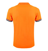 Q1905 Heren Polo Matchplay - Light Fluor Orange