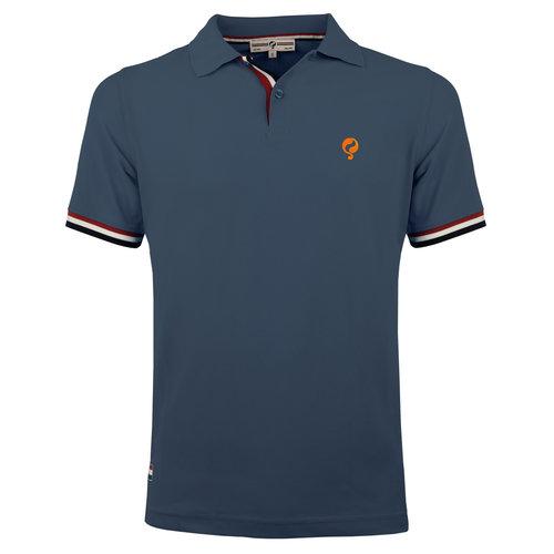 Men's Polo Matchplay - Denim Blue