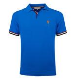Q1905 Heren Polo Matchplay - Koningsblauw