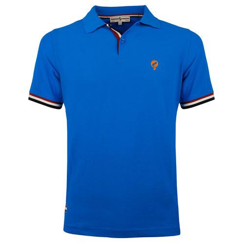 Heren Polo Matchplay - Koningsblauw
