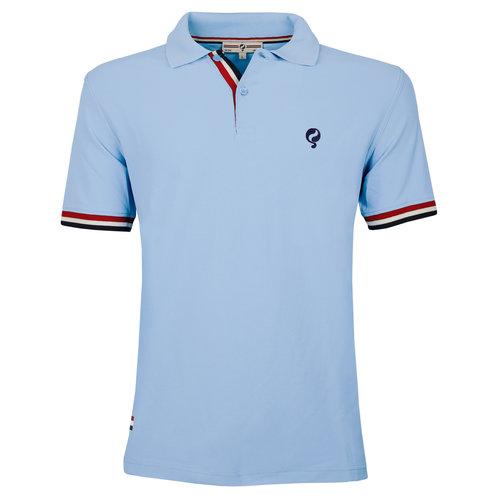 Heren Polo Matchplay - Lichtblauw