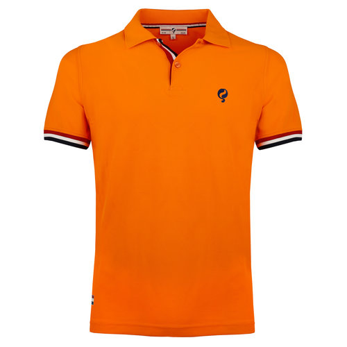 Men's Polo Matchplay - NL Orange