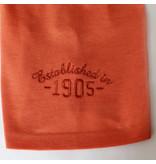 Q1905 Men's Polo Willemstad - Retro orange