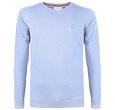 Q1905 Men's Pullover Heemskerk - Middle blue