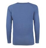 Q1905 Heren Trui Heemskerk - Midden blauw