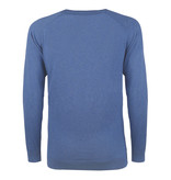 Q1905 Men's Pullover Heemskerk - Middle blue