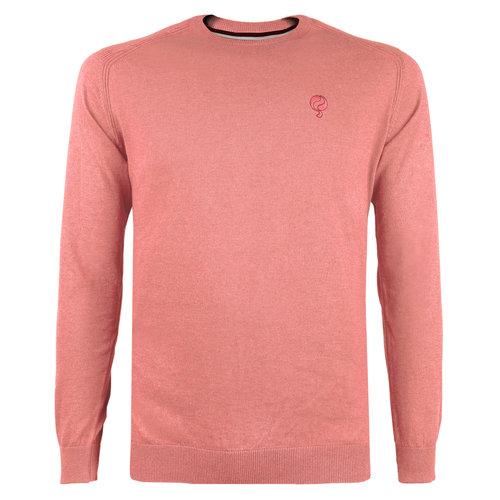 Men's Polo Leusden - Old Pink