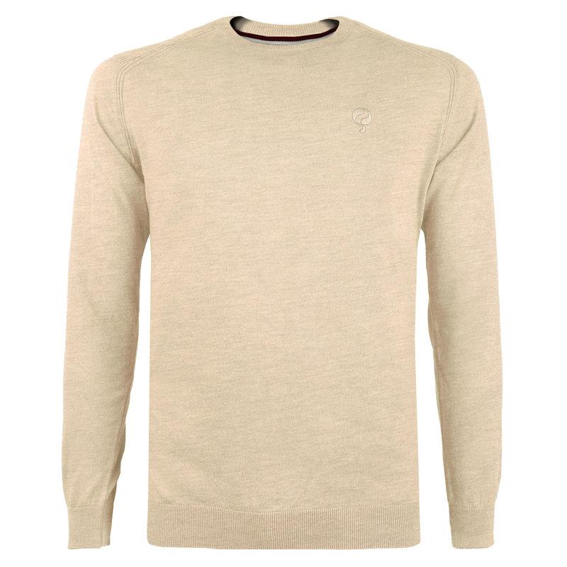 Q1905 Men's Polo Leusden - Light beige