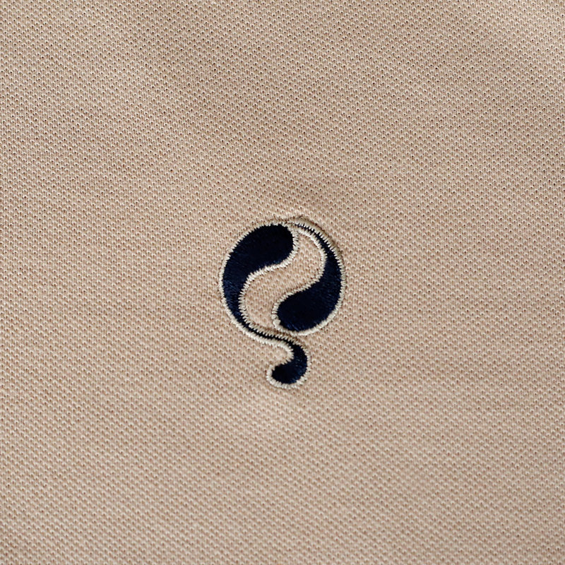 Q1905 Men's Polo Willemstad - Soft taupe