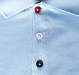 Q1905 Men's Polo Willemstad - Light blue