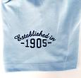 Q1905 Heren Polo Willemstad - Lichtblauw