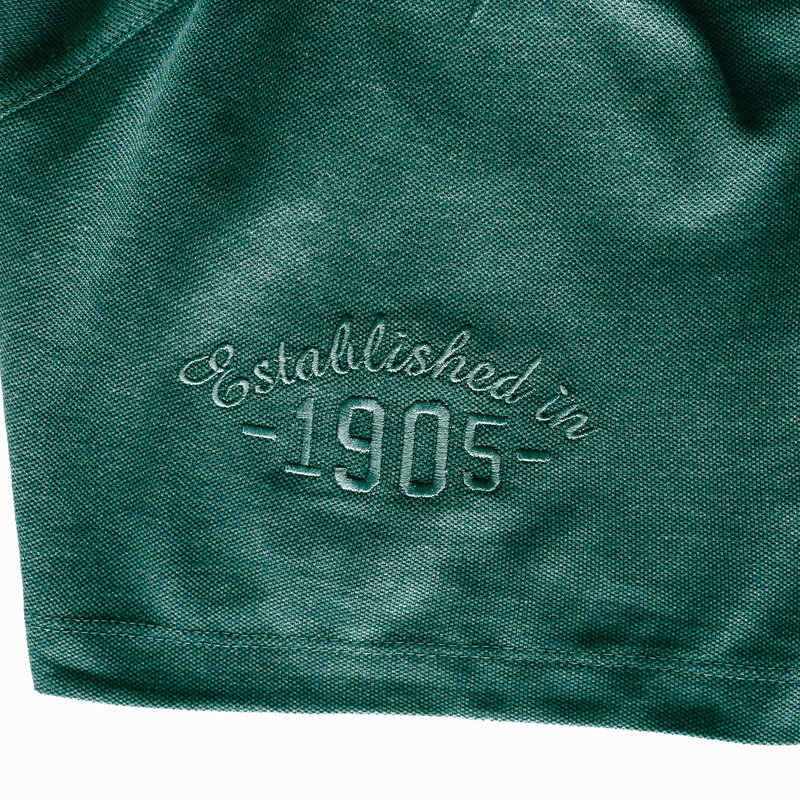 Q1905 Men's Polo Willemstad - Sea green