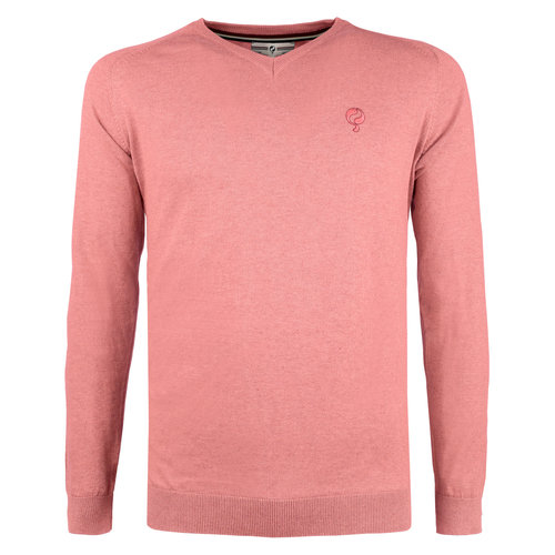 Men's Pullover Heemskerk - Old pink