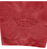 Q1905 Heren Polo Willemstad - Diep rood