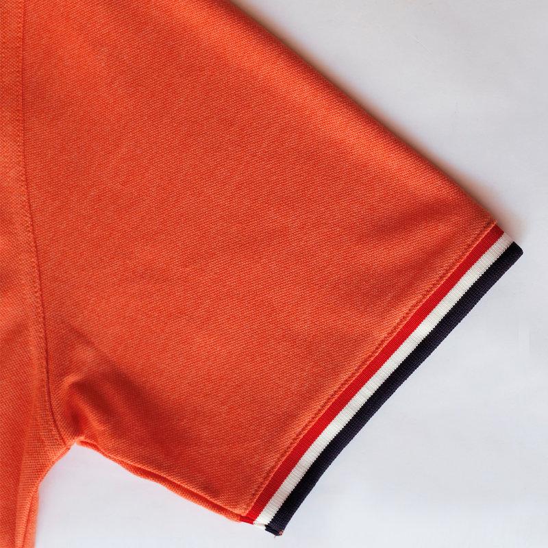 Q1905 Men's Polo Bloemendaal - Retro orange