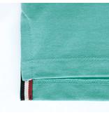 Q1905 Heren Polo Bloemendaal - Aqua