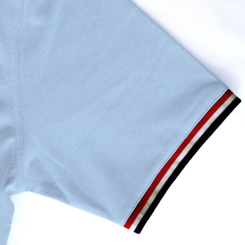 Q1905 Men's Polo Bloemendaal - Light blue