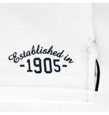 Q1905 Heren Polo Bloemendaal - Wit