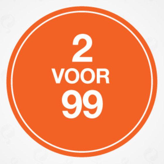 2 voor 99