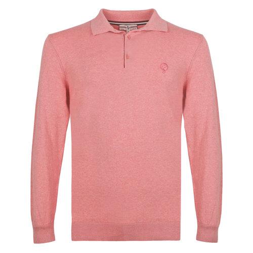 Men's Pullover Lunteren - Old pink