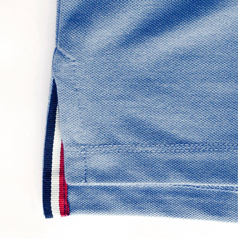 Q1905 Men's Polo Bloemendaal - Light Denim blue