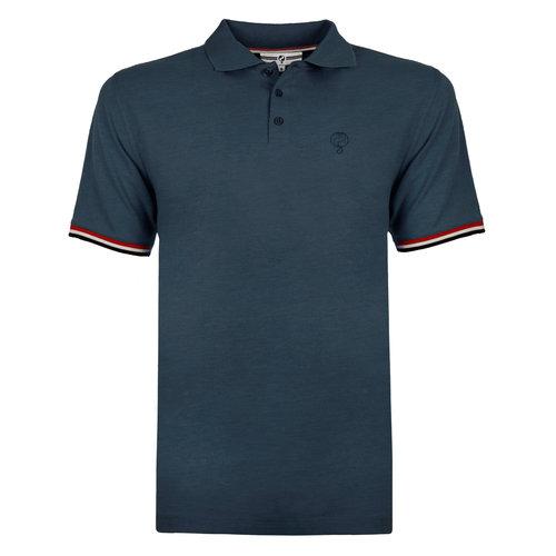Men's Polo Bloemendaal - Dark Denim blue