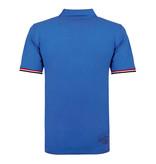 Q1905 Heren Polo Bloemendaal - Koningsblauw