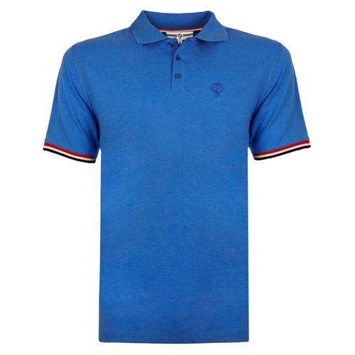 Heren Polo Bloemendaal - Koningsblauw