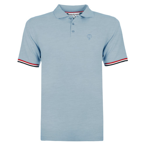 Heren Polo Bloemendaal - Lichtblauw