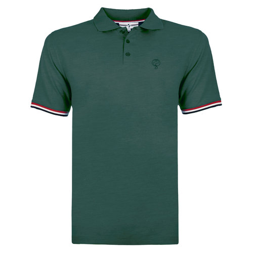 Men's Polo Bloemendaal - Sea green