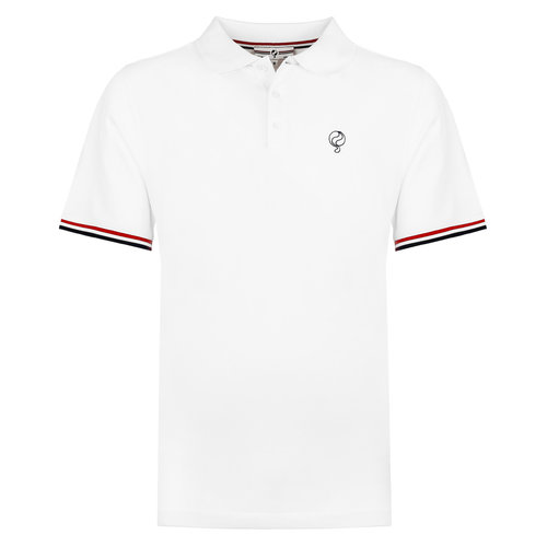 Men's Polo Bloemendaal - White