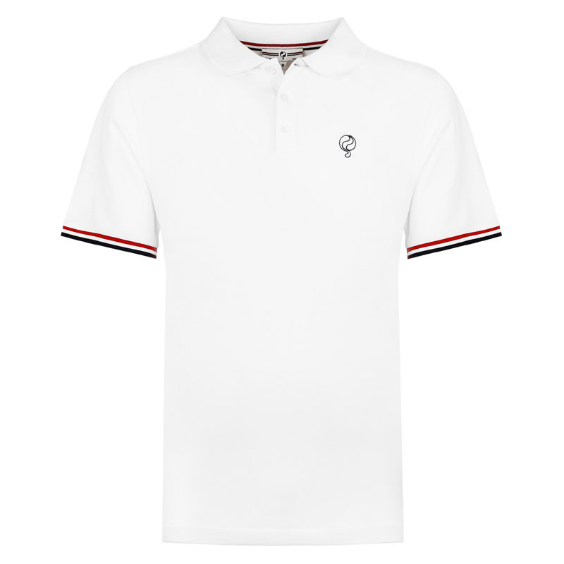 Q1905 Men's Polo Bloemendaal - White