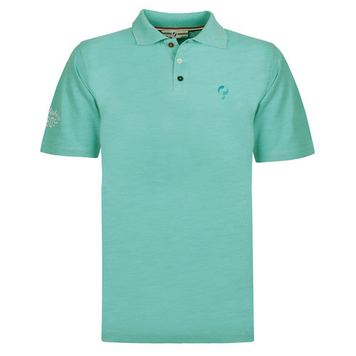 Men's Polo Willemstad - Aqua