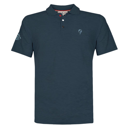 Men's Polo Willemstad - Dark Denim blue