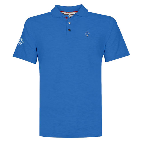 Men's Polo Willemstad - Royal blue