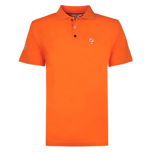 Men's Polo Willemstad - Dutch Orange