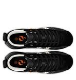 Q1905 Heren Sneaker Typhoon Sp  -  Zwart/Wit