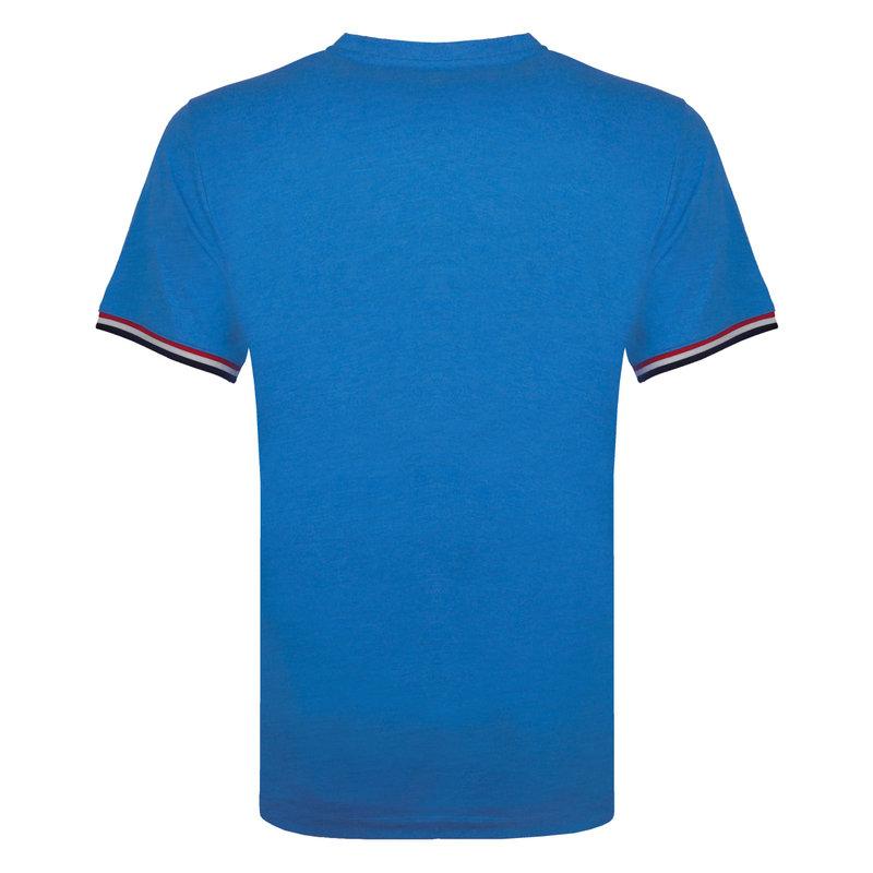 Q1905 Heren T-shirt Katwijk - Koningsblauw