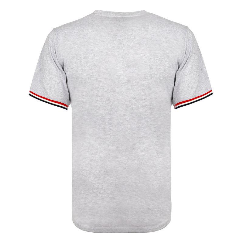 Q1905 Men's T-shirt Katwijk - Light gray