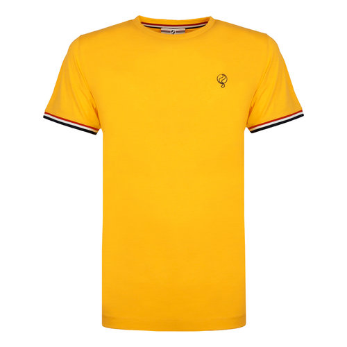 Men's T-shirt Katwijk - Yellow