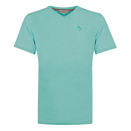 Men's T-shirt Zandvoort - Aqua