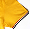 Q1905 Men's T-shirt Katwijk - Yellow