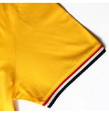 Q1905 Heren T-shirt Katwijk - Geel