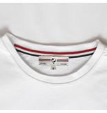 Q1905 Heren T-shirt Katwijk - Wit