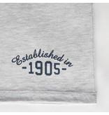 Q1905 Heren T-shirt Zandvoort - Lichtgrijs